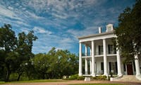 Exterior of Dunleith Historic Inn, Mississippi