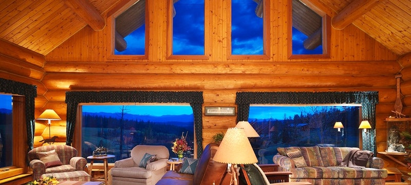 Dove Lodge Living Room