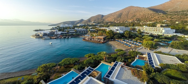 Panoramic Elounda Bay Palace