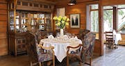 Mount Burgess Dining Room