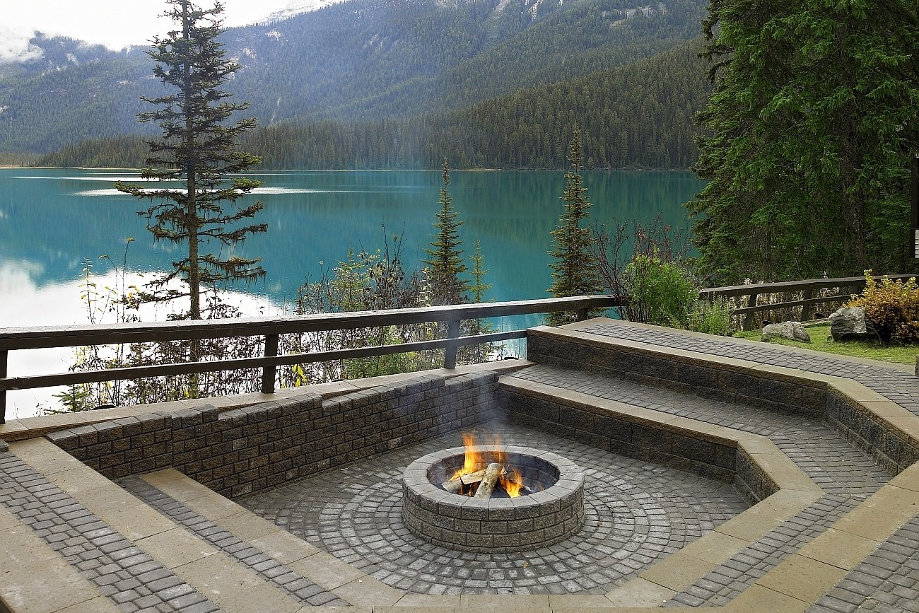 Lake Side Fire Pits