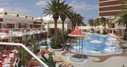 Beach Club Pool and Cabanas