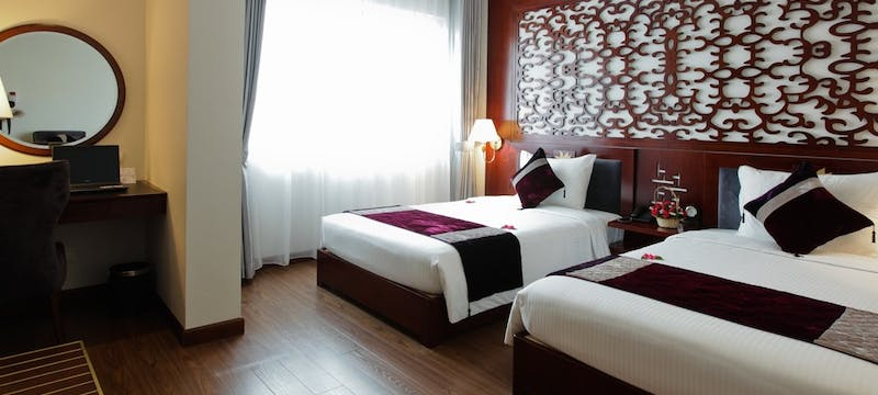 Deluxe Twin  at Essence Hanoi Hotel & Spa