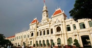 People's Committee Building Ho Chi Minh City