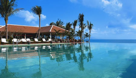 Swimming Pool at Evason Ana Mandara and Six Senses Spa