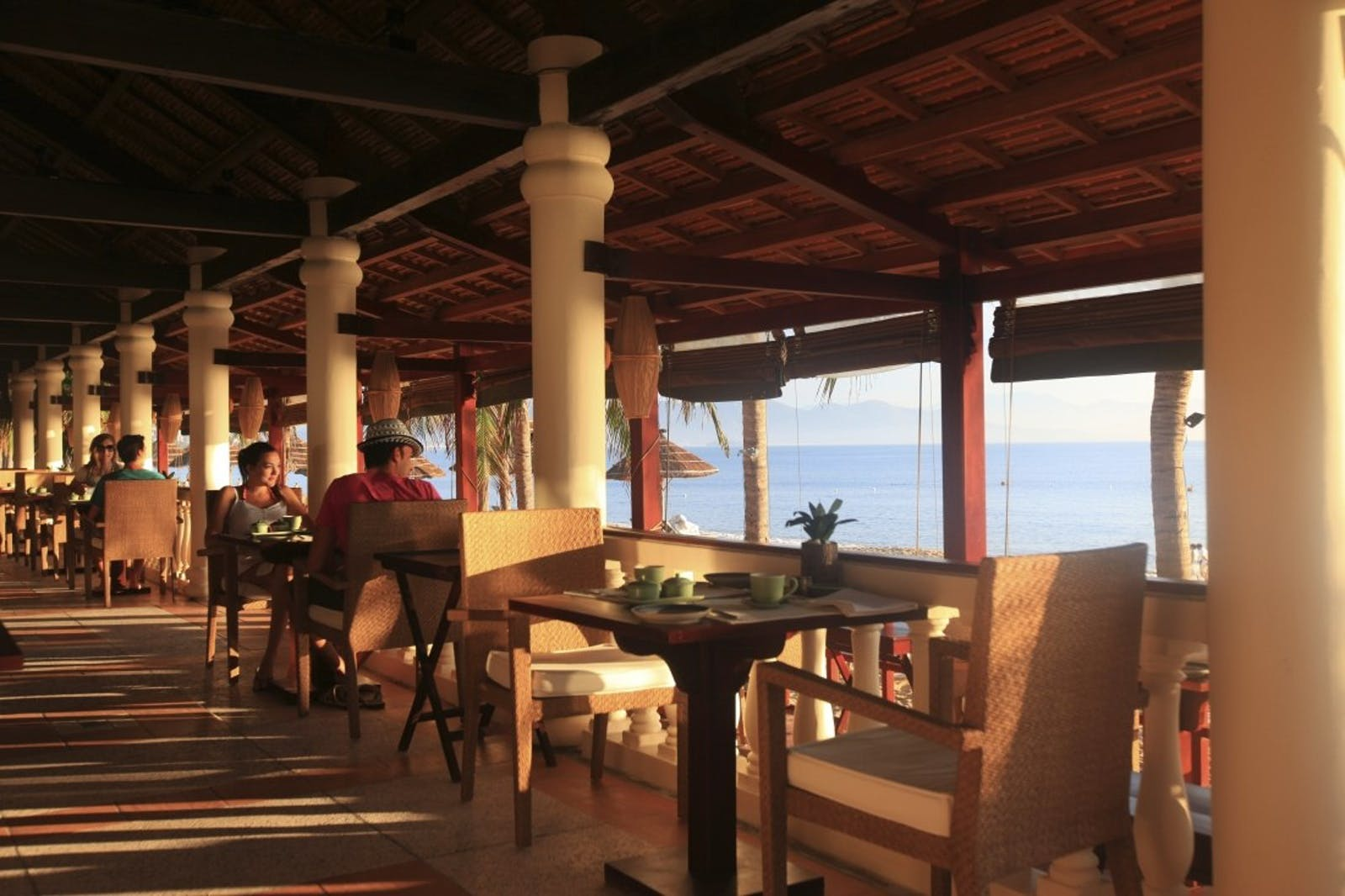 Pavilion Restaurant at Evason Ana Mandara and Six Senses Spa