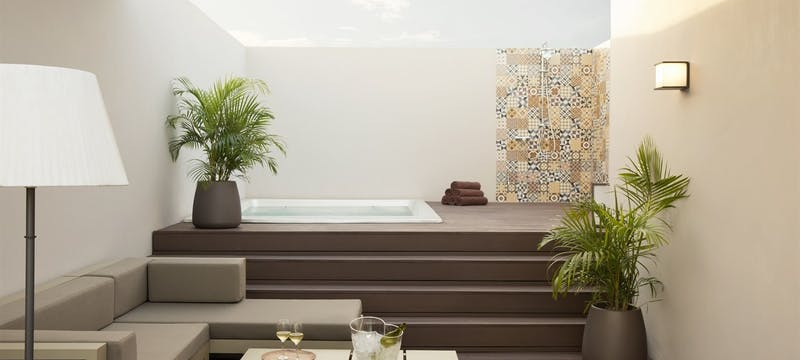 Two-Storey Rooftop Terrace Suite Spa Pool View at Excellence El Carmen