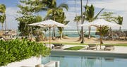 Beachfront Honeymoon Swim-Up Suite at Excellence El Carmen