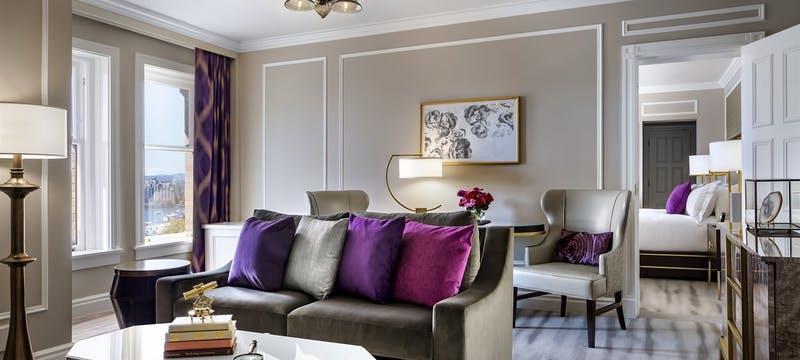Fairmont Gold One Bedroom Suite