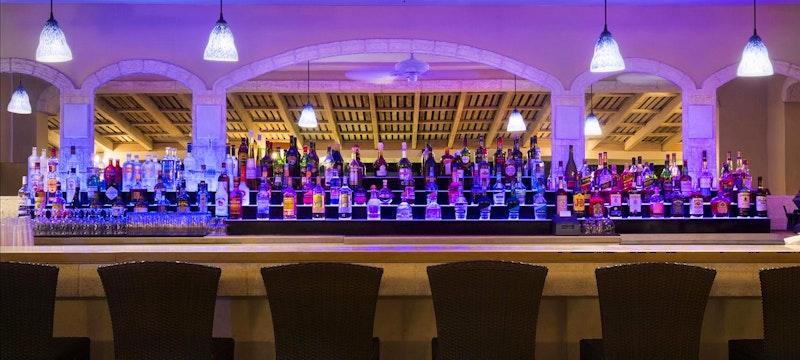 The bar at Taboras