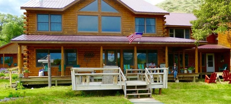 Main Ranch House