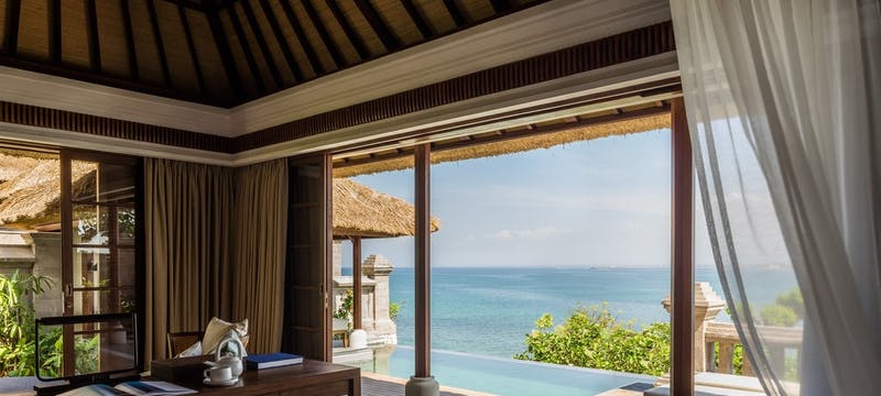 Deluxe Villas at Four Seasons Resort Bali at Jimbaran Bay