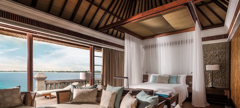 Family Premier Villas at Four Seasons Resort Bali at Jimbaran Bay