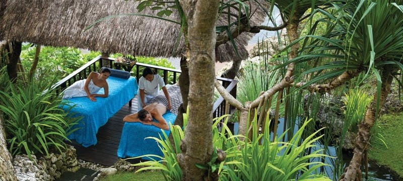 Bale Massage at Four Seasons Resort Bali at Jimbaran Bay