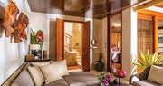 One Bedroom Villa Living area