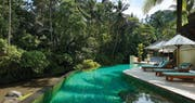 Lower Deck Pool at Four Seasons Resort Bali at Sayan