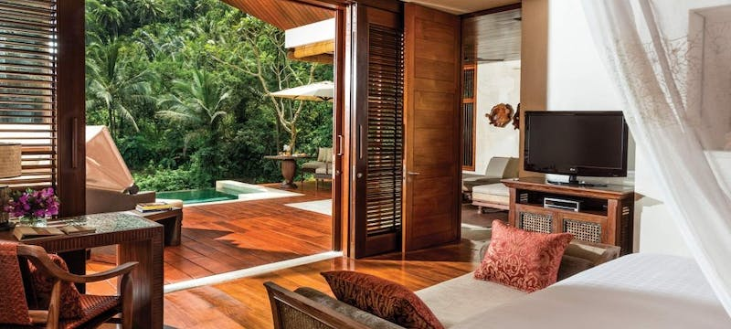 Riverfront Villa at Four Seasons Resort Bali at Sayan
