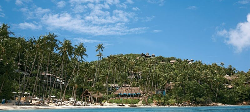 Exterior Shot of Four Seasons Resort Koh Samui