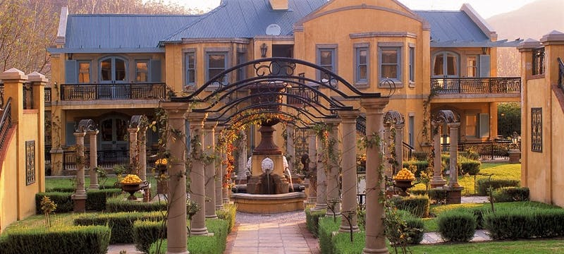 Franschhoek Country House and Villas (Franschhoek)