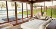 Ocean Front Pool Villa Interior