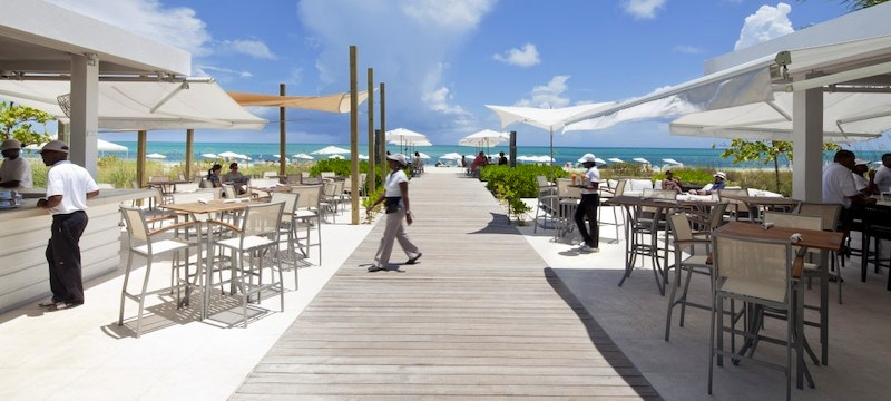Bagatelle Beach Lounge and Grill