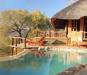 Garonga Main Pool And Lodge