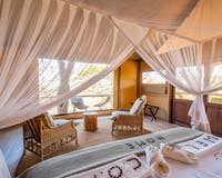 Luxury Tent at Ghoha Hills