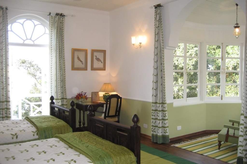 Twin Bedroom at Glenburn Tea Estate