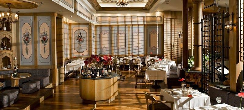 Ottoman restaurant