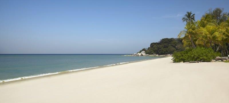 Batu Feringgi Beach at Golden Sands Resort by Shangri-La