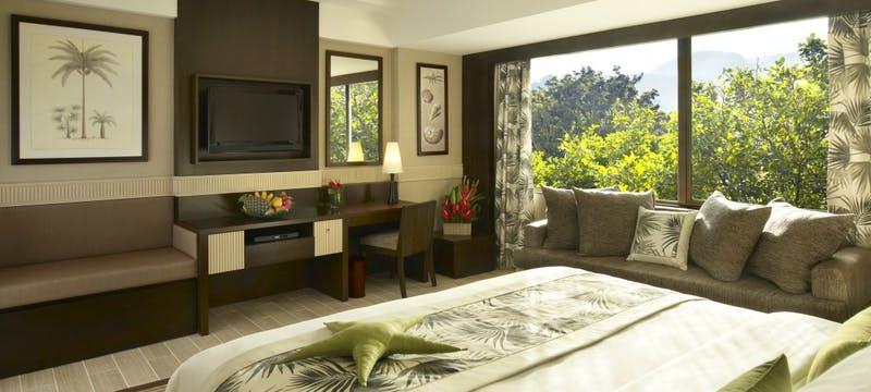 Superior Hillview Room at Golden Sands Resort by Shangri-La