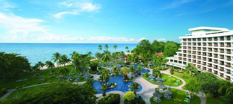 Resort Exterior of Golden Sands Resort by Shangri-La