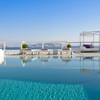 Grace Mykonos Pool