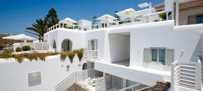 Grace Mykonos Architecture