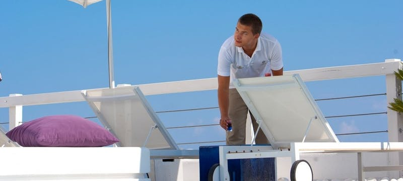 Personalised Service At Grace Mykonos