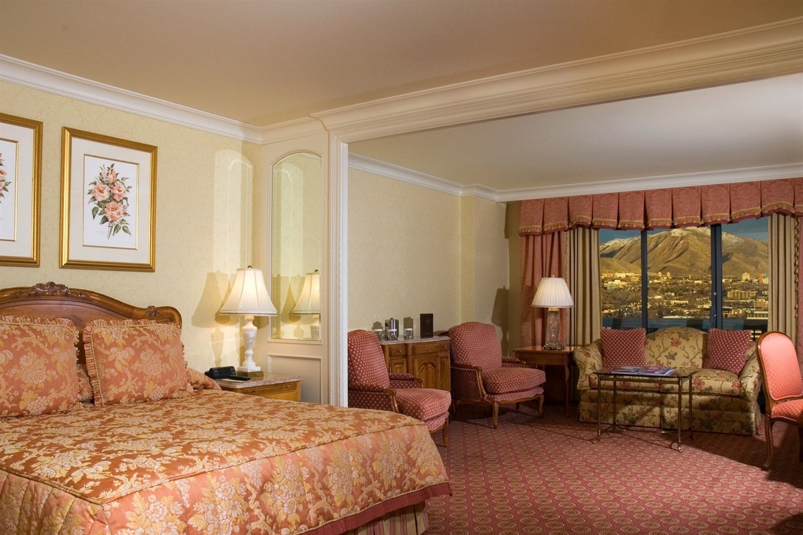 Room at Grand America Hotel, Salt Lake City