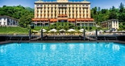 Grand Hotel Tremezzo From The Lake