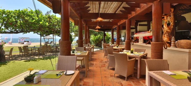 Jukung Grill at Grand Mirage Resort and Thalasso Bali