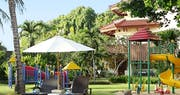 Kids Playground at Grand Mirage Resort and Thalasso Bali