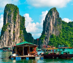 Luxury Halong Bay Holidays