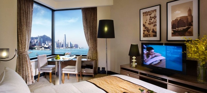 Grand Deluxe Harbour View Room