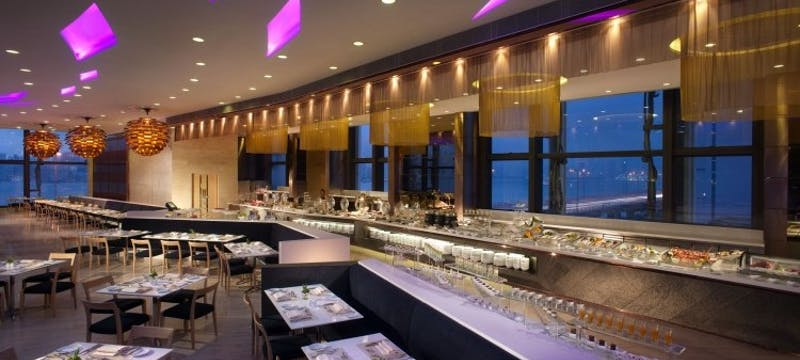 Harbour Grand cafe at Harbour Grand Hong Kong