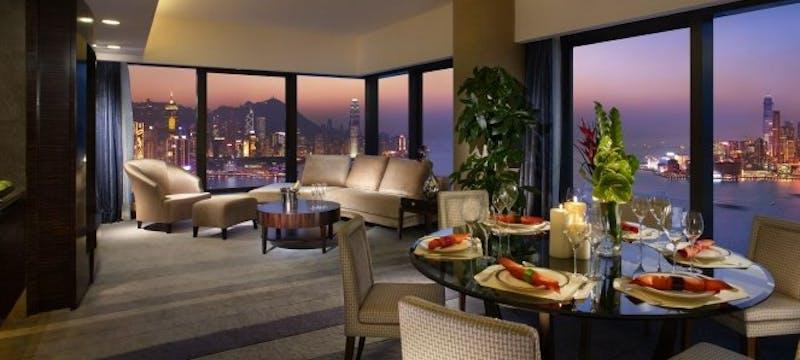 Premier Harbour View Suite at Harbour Grand Hong Kong