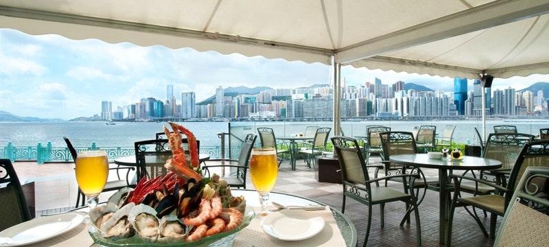 Waterfront Bar & Terrace (Al-fresco)
