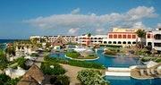 Hacienda Pool Area