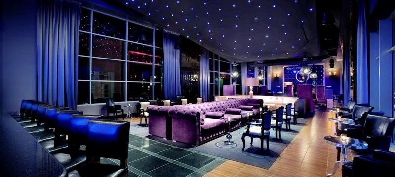 Hard Rock Punta Cana Moon Lounge