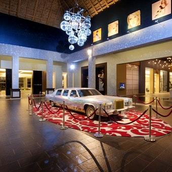 Hard Rock Punta Cana Madonna Lobby