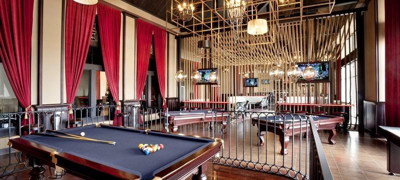 Hard Rock Punta Cana Sun Bar Pool Room