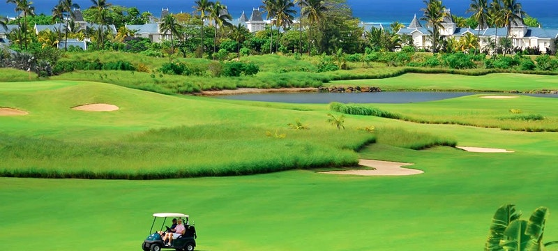 Bel Ombre 18-hole golf course
