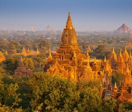 Highlights of Cambodia & Myanmar